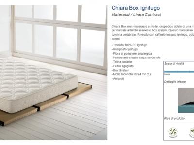 20 - Chiara Box Ignifugo