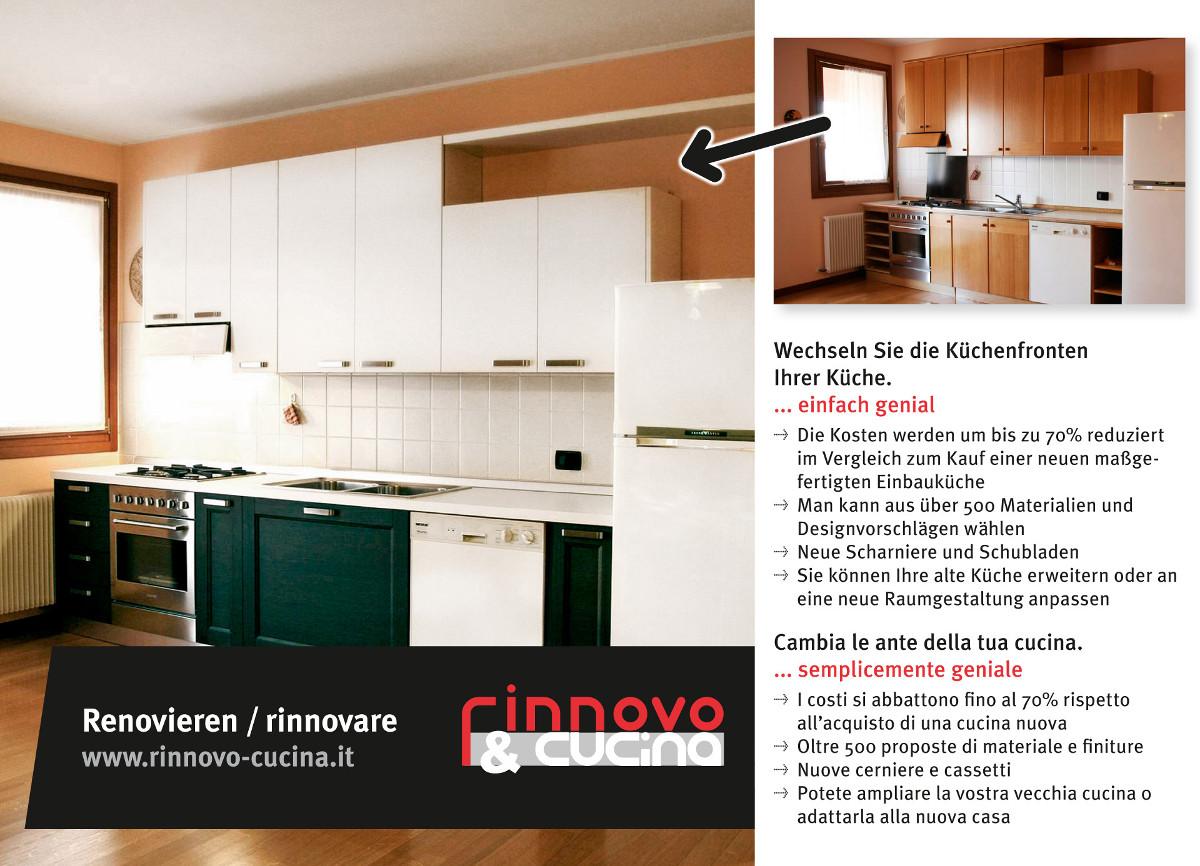 Stunning Rinnovare Le Ante Della Cucina Photos - Ideas & Design 2017 ...