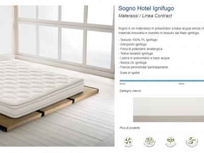 21 - Sogno Hotel Ignifugo